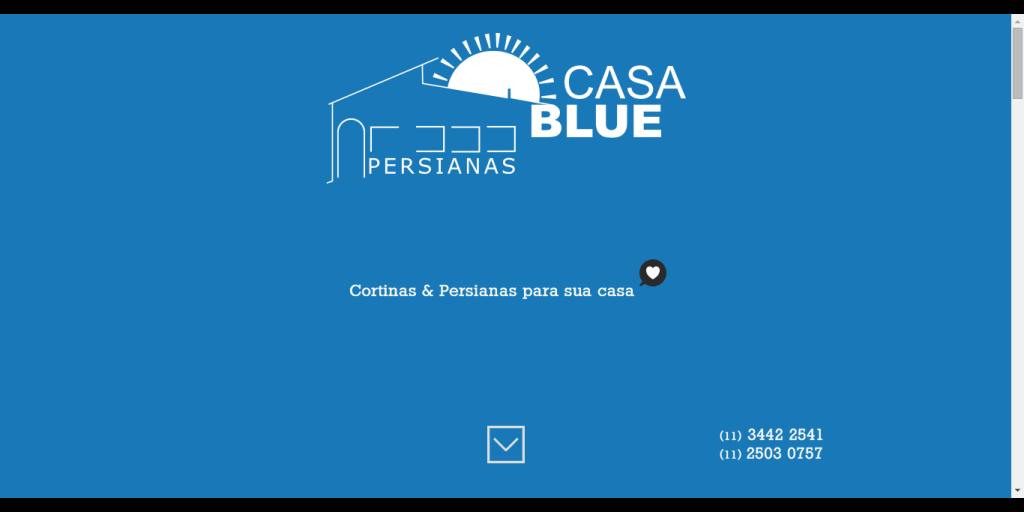 Casa Blue Persianas