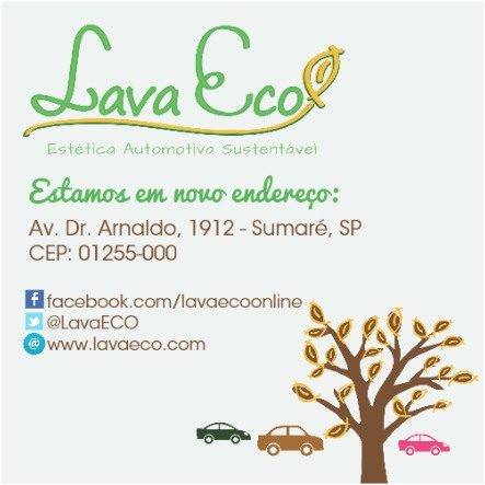 Lava Eco Banner